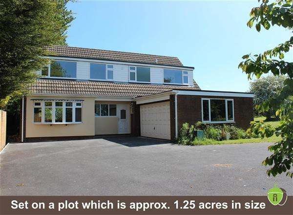 4 Bedrooms Detached House for sale in Baroque House, Upper Landywood Lane, Cheslyn Hay