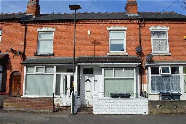 2 Bedrooms Terraced House for sale in Preston Road, Yardley, Birmingham