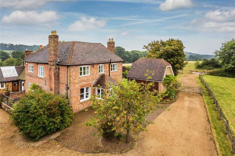 4 Bedrooms Detached House for sale in Elses Farm, Morleys Road, Sevenoaks, Kent, TN14