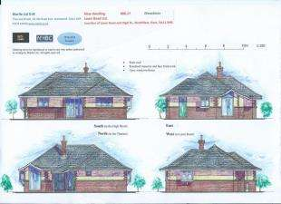 2 Bedrooms Land Commercial for sale in Junction Of Lawn Rd & High St, Northfleet, Gravesend, Kent