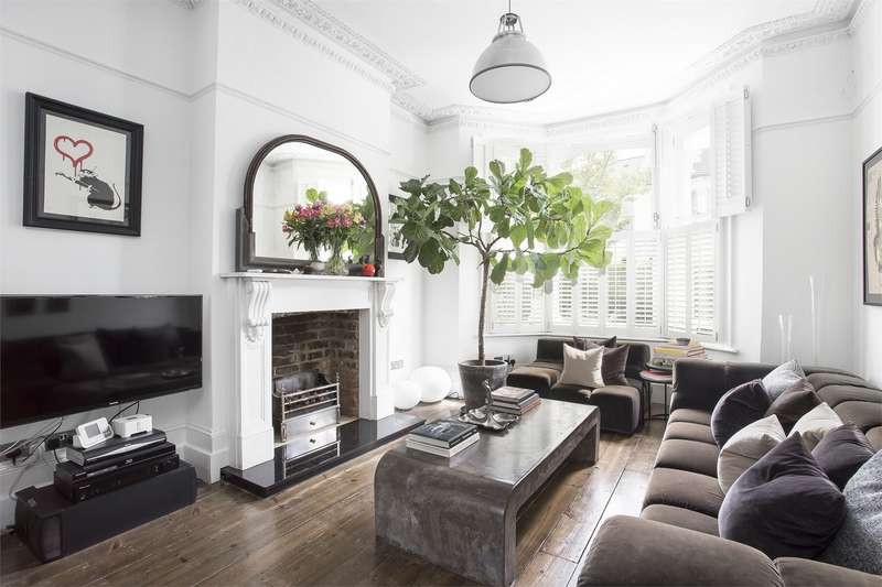 5 Bedrooms Terraced House for sale in Ethelden Road, Shepherds' Bush