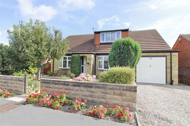 3 Bedrooms Detached House for sale in Lee Moor Road, Stanley, Wakefield, West Yorkshire