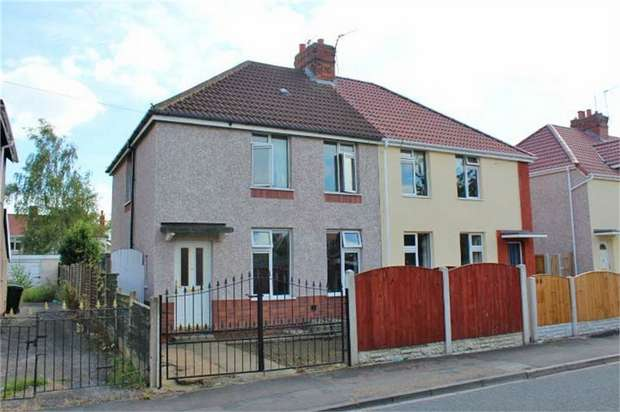 3 Bedrooms Semi Detached House for sale in Daw Lane, Bentley, Doncaster, South Yorkshire