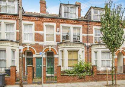 5 Bedrooms Terraced House for sale in St. Albans Road, Leicester
