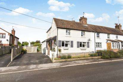 3 Bedrooms Semi Detached House for sale in Knowledge Cottages, Boat Lane, Offenham, Evesham