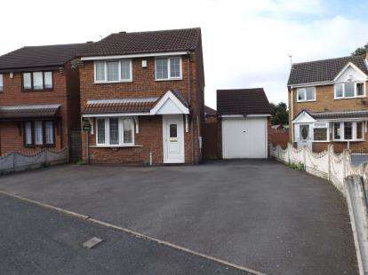 3 Bedrooms Detached House for sale in Keasden Grove, Willenhall, West Midlands