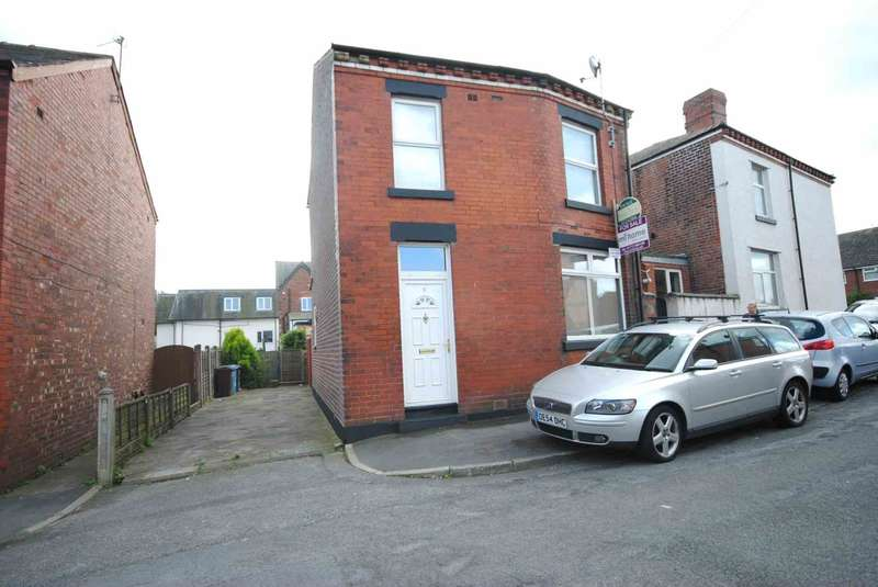 3 Bedrooms Detached House for sale in Thompson Street, Wesham