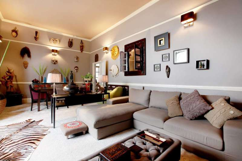 2 Bedrooms Flat for sale in Central Hill, Crystal Palace, SE19