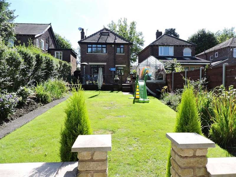 3 Bedrooms Property for sale in Lisburne Lane, Offerton, Stockport