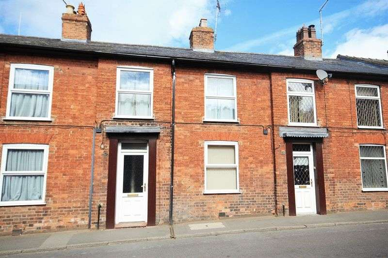 2 Bedrooms Terraced House for sale in Talbot Street, Whitchurch