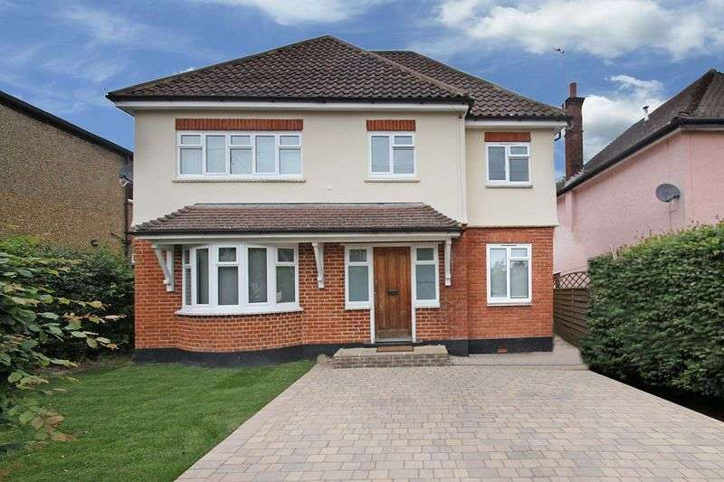 5 Bedrooms Detached House for sale in Silver Birch Avenue, Epping