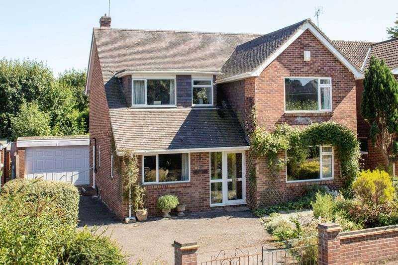 5 Bedrooms Detached House for sale in Ashurst