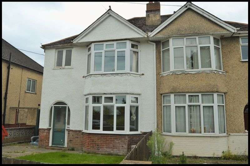 3 Bedrooms Semi Detached House for sale in Hounsdown Avenue, Southampton