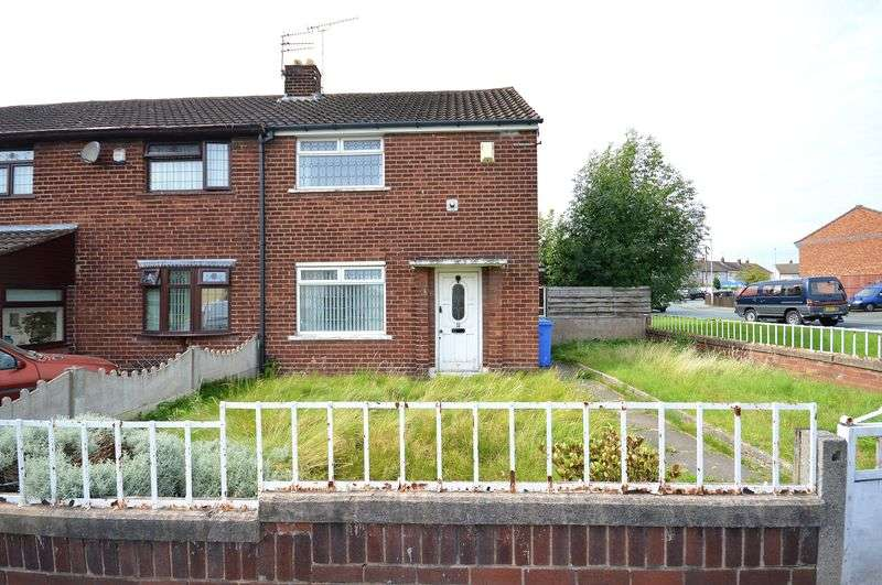 2 Bedrooms Terraced House for sale in Francis Close, Widnes