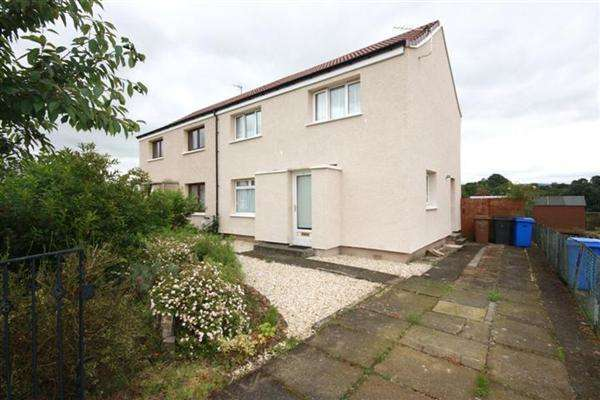 3 Bedrooms Semi Detached House for sale in Sinclairston Drive, Drongan