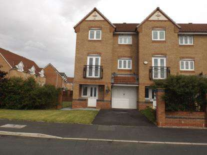 4 Bedrooms End Of Terrace House for sale in Madison Gardens, Westhoughton, Bolton, Greater Manchester, BL5