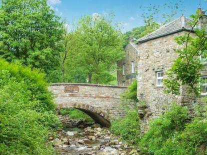 3 Bedrooms End Of Terrace House for sale in Gunnerside, Richmond, North Yorkshire
