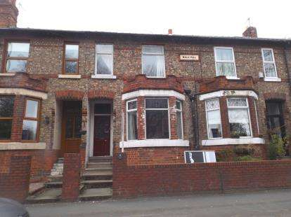 3 Bedrooms Terraced House for sale in Carrington Road, Urmston, Manchester, Greater Manchester
