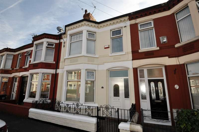 3 Bedrooms House for sale in St Mary's Street, Wallasey