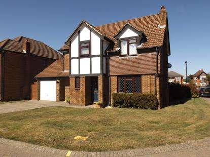 4 Bedrooms Detached House for sale in Ryde, Isle Of Wight