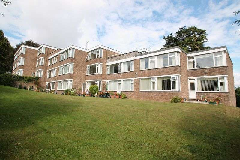 2 Bedrooms Flat for sale in White Lodge Park, Portishead