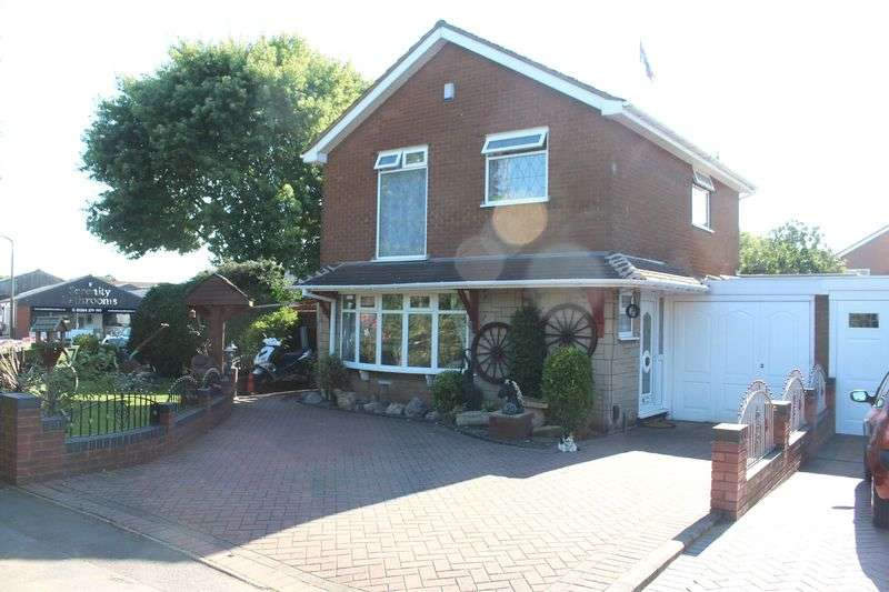 3 Bedrooms Detached House for sale in KINGSWINFORD, Digby Road