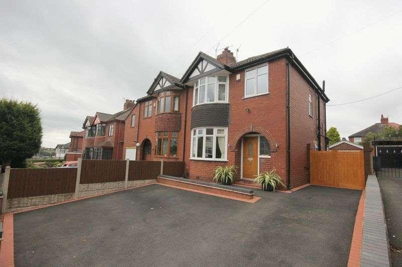 3 Bedrooms Semi Detached House for sale in Blurton Road, Blurton, Stoke-on-Trent
