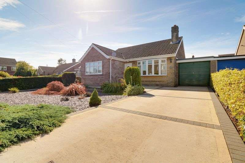 2 Bedrooms Detached Bungalow for sale in Rivermeadow, Scawby Brook