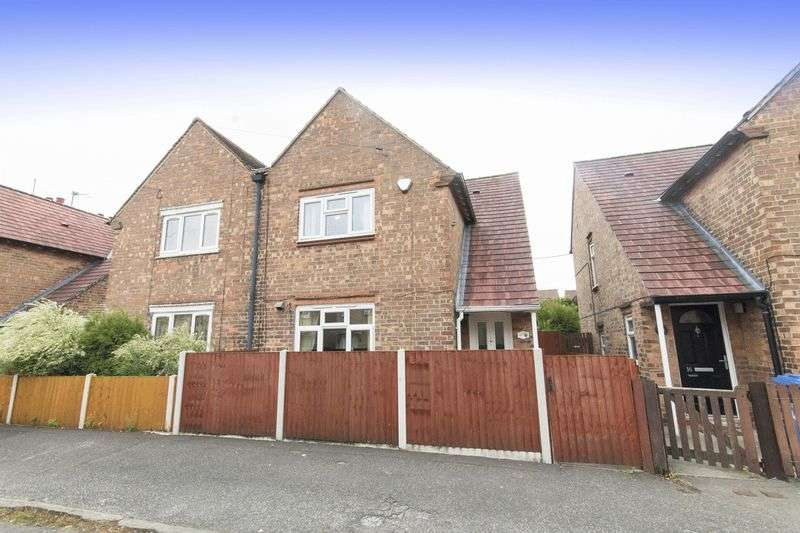 3 Bedrooms Semi Detached House for sale in SPENCER STREET, ALVASTON
