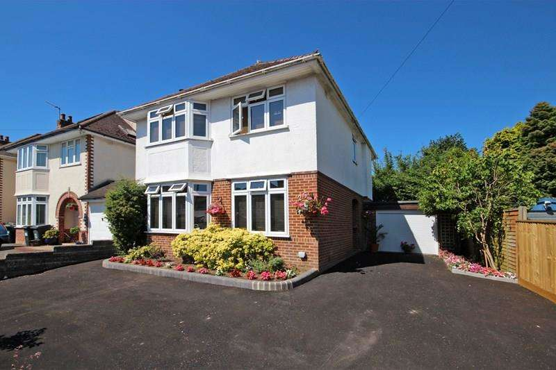 4 Bedrooms Detached House for sale in Holmfield Avenue, Boscombe East, Bournemouth