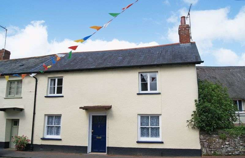 3 Bedrooms Cottage House for sale in A spacious and unspoilt character cottage in Silverton