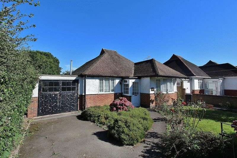 3 Bedrooms Detached Bungalow for sale in Tithepit Shaw Lane, Warlingham