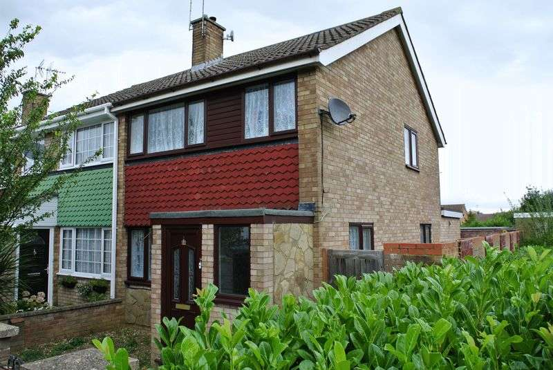 3 Bedrooms Terraced House for sale in Mersey Close, Bletchley, Milton Keynes