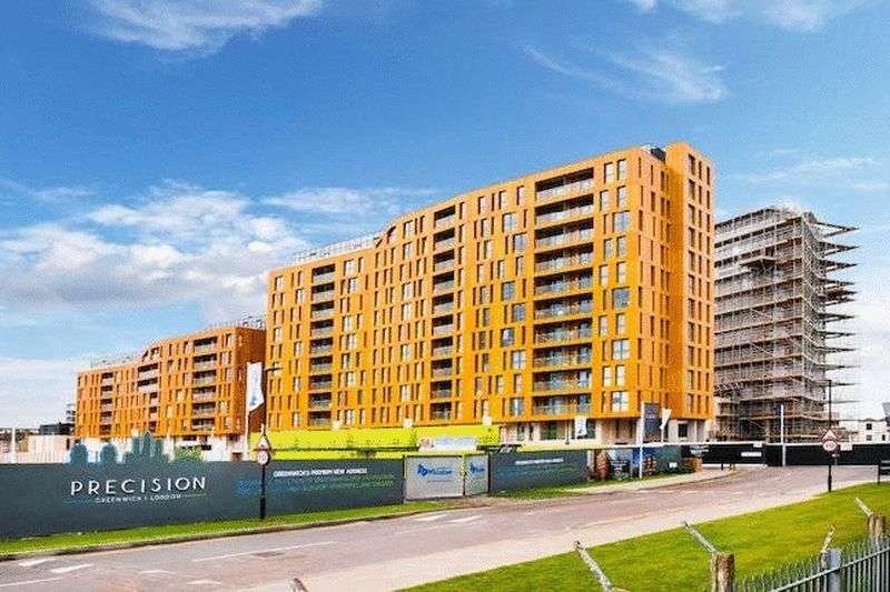 2 Bedrooms Flat for sale in Henley Block, London