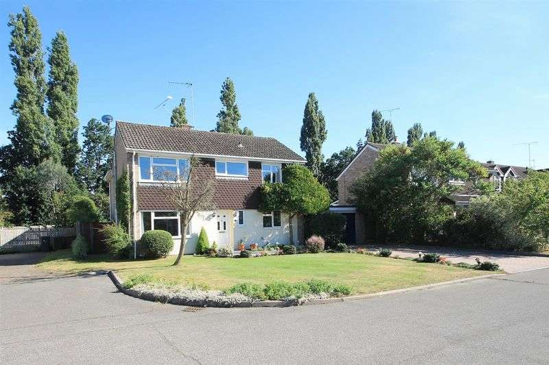 5 Bedrooms Detached House for sale in Send