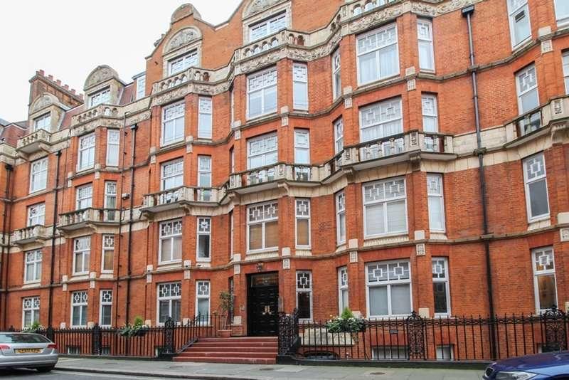 1 Bedroom Flat for sale in Montagu Mansions, London, London, W1U