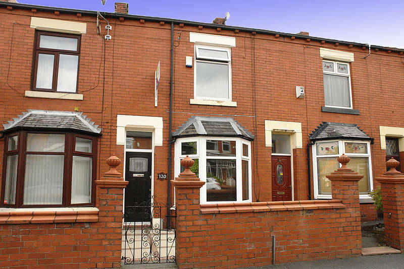 2 Bedrooms Terraced House for sale in 320 Burnley Lane, Chadderton