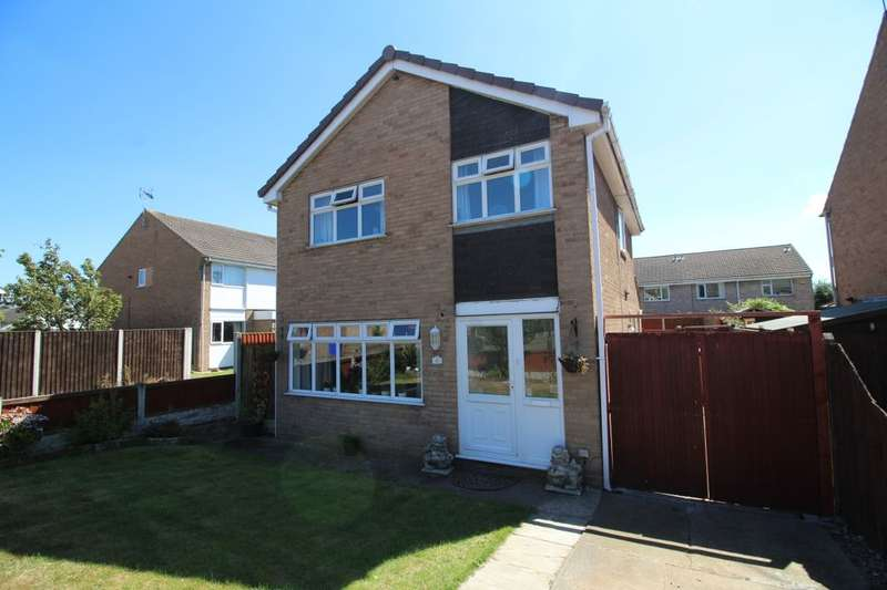 3 Bedrooms Detached House for sale in Langdale Drive, Long Eaton, Nottingham, NG10