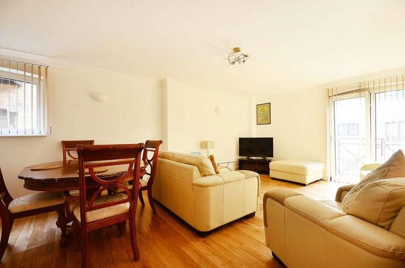 2 Bedrooms Flat for sale in Mill Street, Bermondsey, SE1