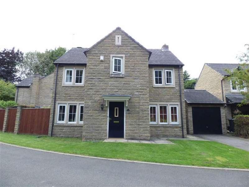 4 Bedrooms Property for sale in Millside Way, Salterhebble, Halifax, West Yorkshire, HX3