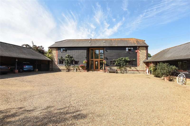 5 Bedrooms Equestrian Facility Character Property for sale in Hurston Lane, Storrington