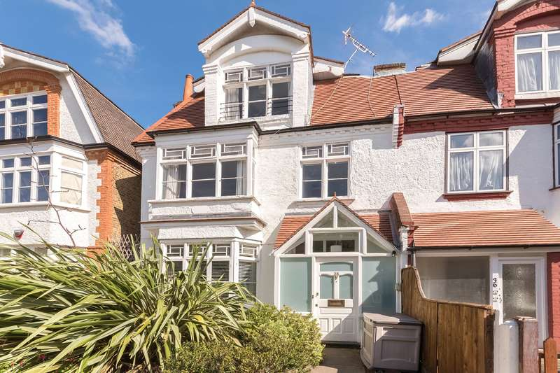 5 Bedrooms Semi Detached House for sale in Rusthall Avenue, London, W4