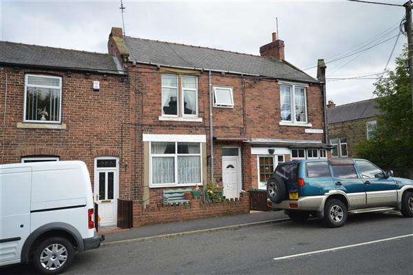 2 Bedrooms Terraced House for sale in Ashtree Terrace, Holmside, Chester-le-Street