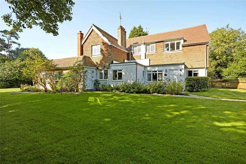 5 Bedrooms Detached House for sale in East Grinstead Road, North Chailey, East Sussex, BN8