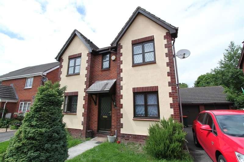 4 Bedrooms Detached House for sale in Grosmont Way, NEWPORT