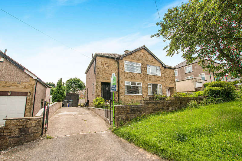 3 Bedrooms Semi Detached House for sale in Brownroyd Hill Road, Bradford, BD6