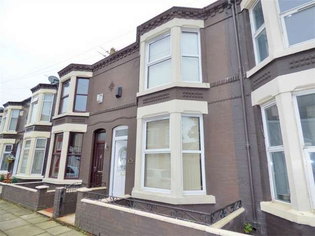 2 Bedrooms Terraced House for sale in Canon Road, Liverpool, Merseyside