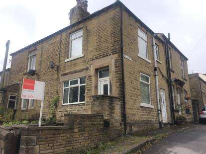 2 Bedrooms End Of Terrace House for sale in Main Street, Wilsden, Bradford, West Yorkshire