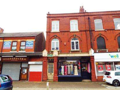 4 Bedrooms Terraced House for sale in Ayres Road, Manchester, Greater Manchester