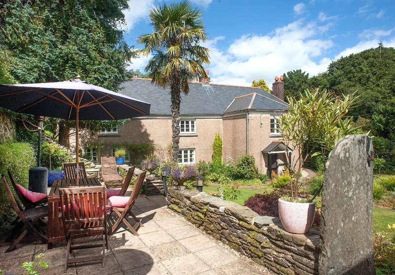 3 Bedrooms Detached House for sale in Farmhouse & Barn, Kingsbridge
